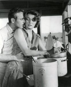 Patricia Neal and Paul Newman in Hud